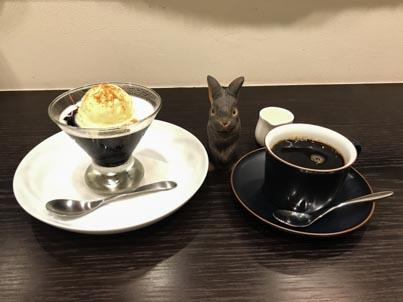 コーヒーとルッツ
