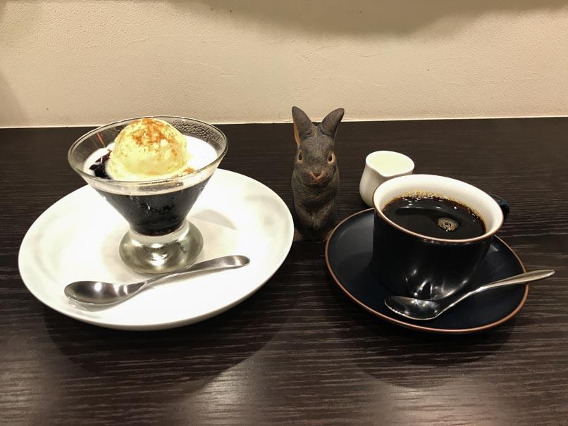 注目のコーヒーゼリー!!