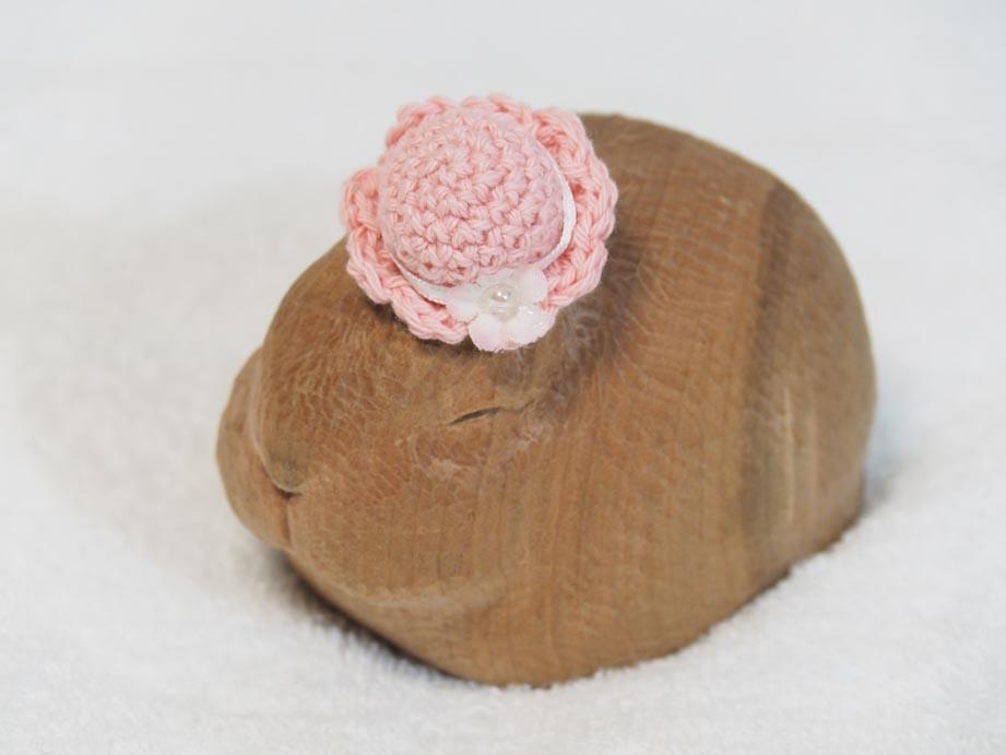 コップちゃんの帽子