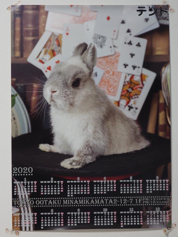 テントさんのポスター