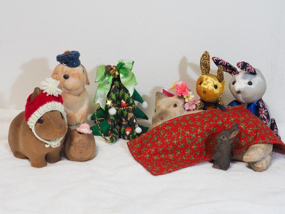 みんなでクリスマス会!