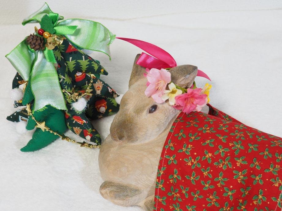 レイちゃんとクリスマスツリー
