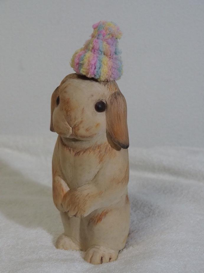 帽子だんちゃん